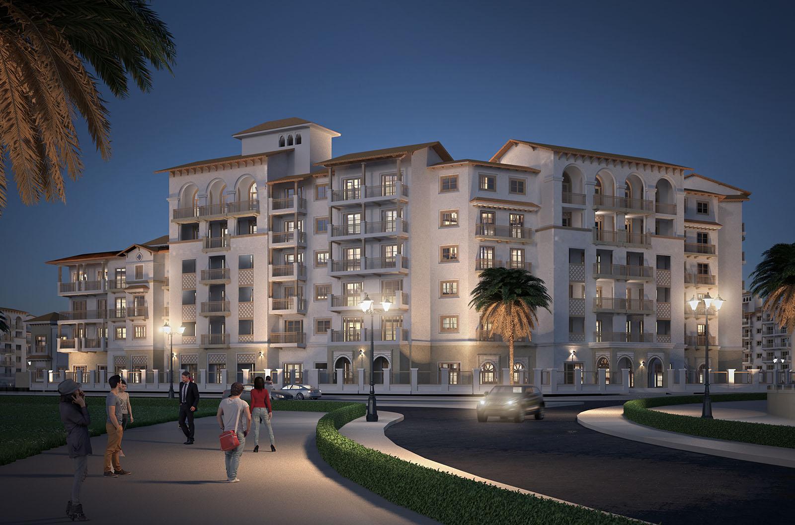 Madinat Badr Phase 2 Zone 4 Architects Amp Engineering