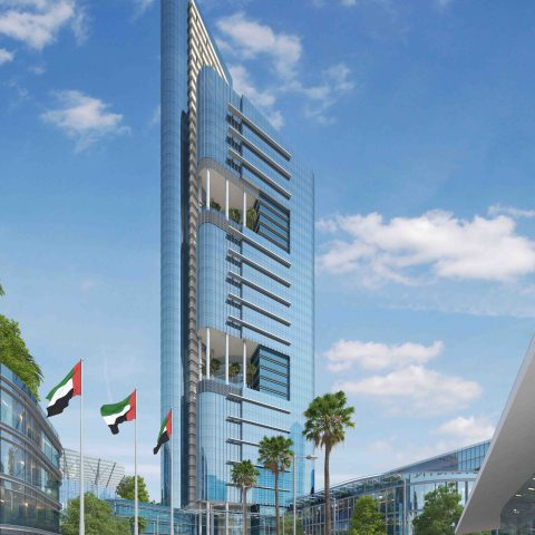 Ajman Free Zone Tower