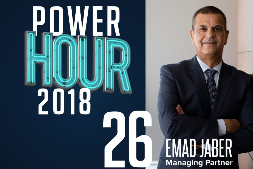 Power Hour 2018 | Emad Jaber