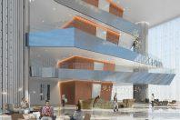 Residential Development-Main Entrance